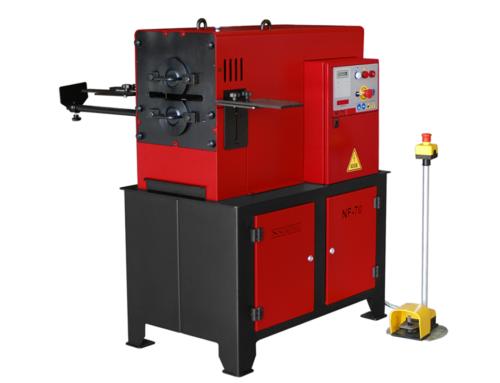 Machine à Forger à Chaud NF 70