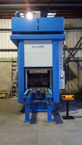presse hydraulique à colonne hydrogarne série MV 600 T