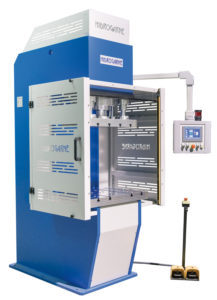 presse hydraulique à arcade hydrogarne série c