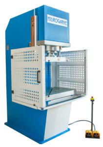 presse hydraulique à col de cygne hydrogarne série CF