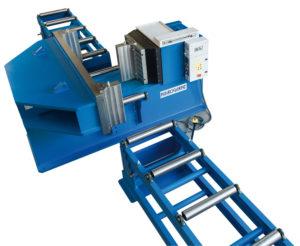 presse hydraulique horizontale hydrogarne série HV