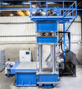 presse hydraulique à colonne hydrogarne série ML 1000 T
