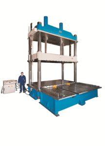 presse hydraulique à colonne hydrogarne série ML 250 T