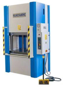 presse hydraulique à colonne hydrogarne série MV 80