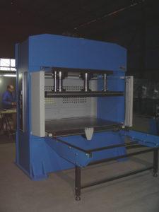 presse hydraulique d'atelier hydrogarne série Fm