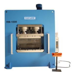 presse hydraulique à arcade hydrogarne 1000 T série RM