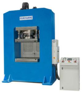 presse hydraulique à arcade hydrogarne 500 T série R