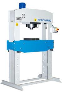 presse hydraulique d'atelier hydrogarne série S
