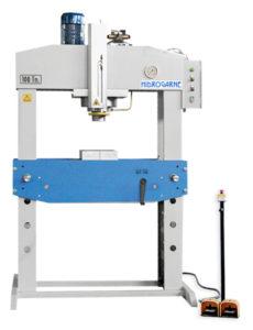 presse hydraulique d'atelier hydrogarne série D