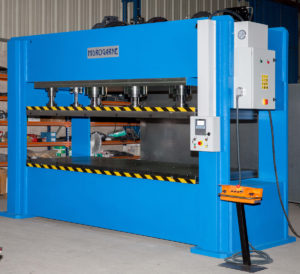 presse hydraulique d'atelier hydrogarne série FDV 300