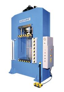presse hydraulique à arcade hydrogarne 300 T série RM