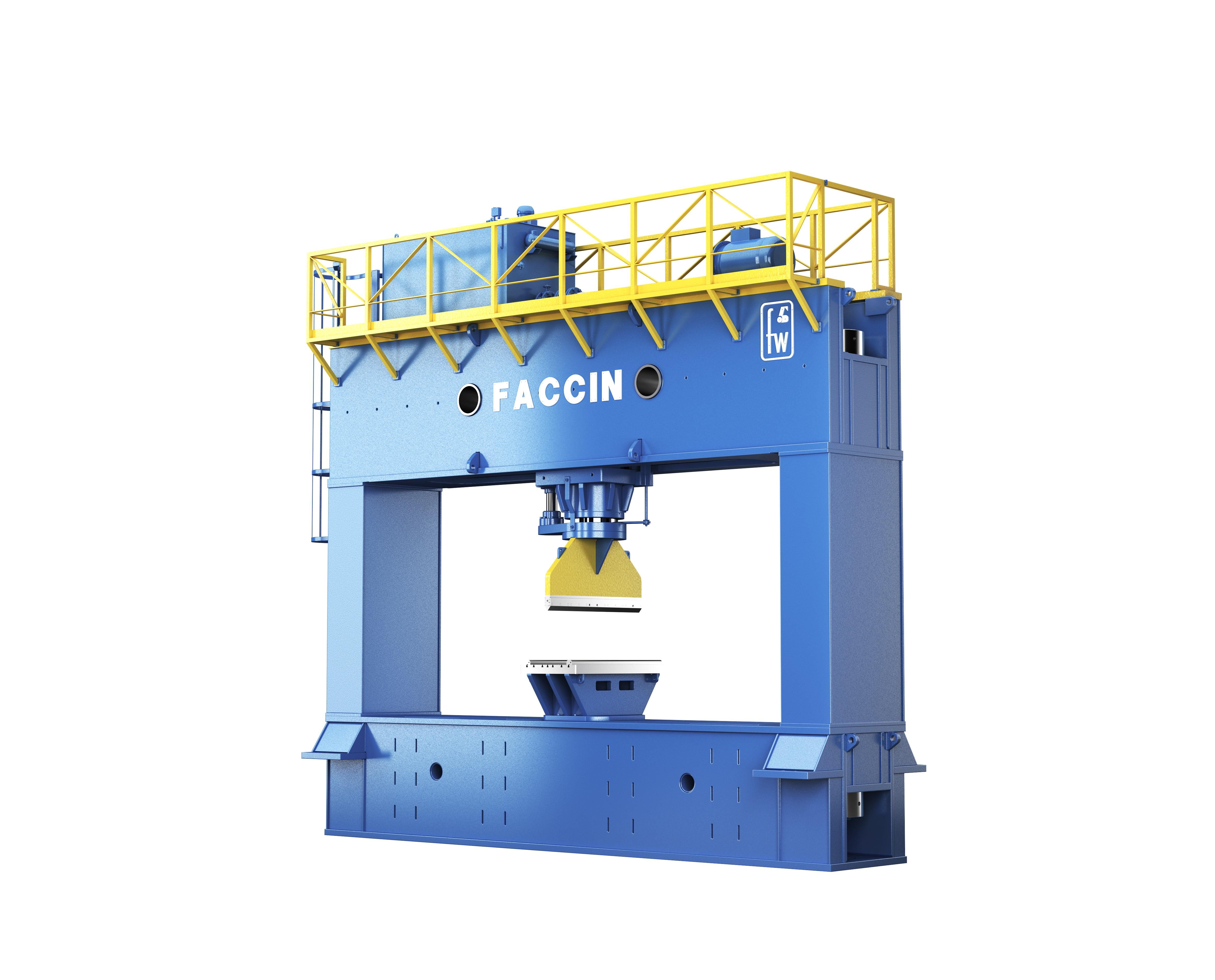 Presse hydraulique arcade Faccin