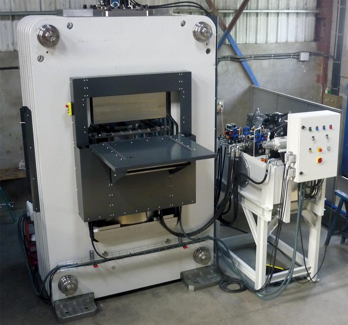 Presse hydraulique Spécial RM 2000 T