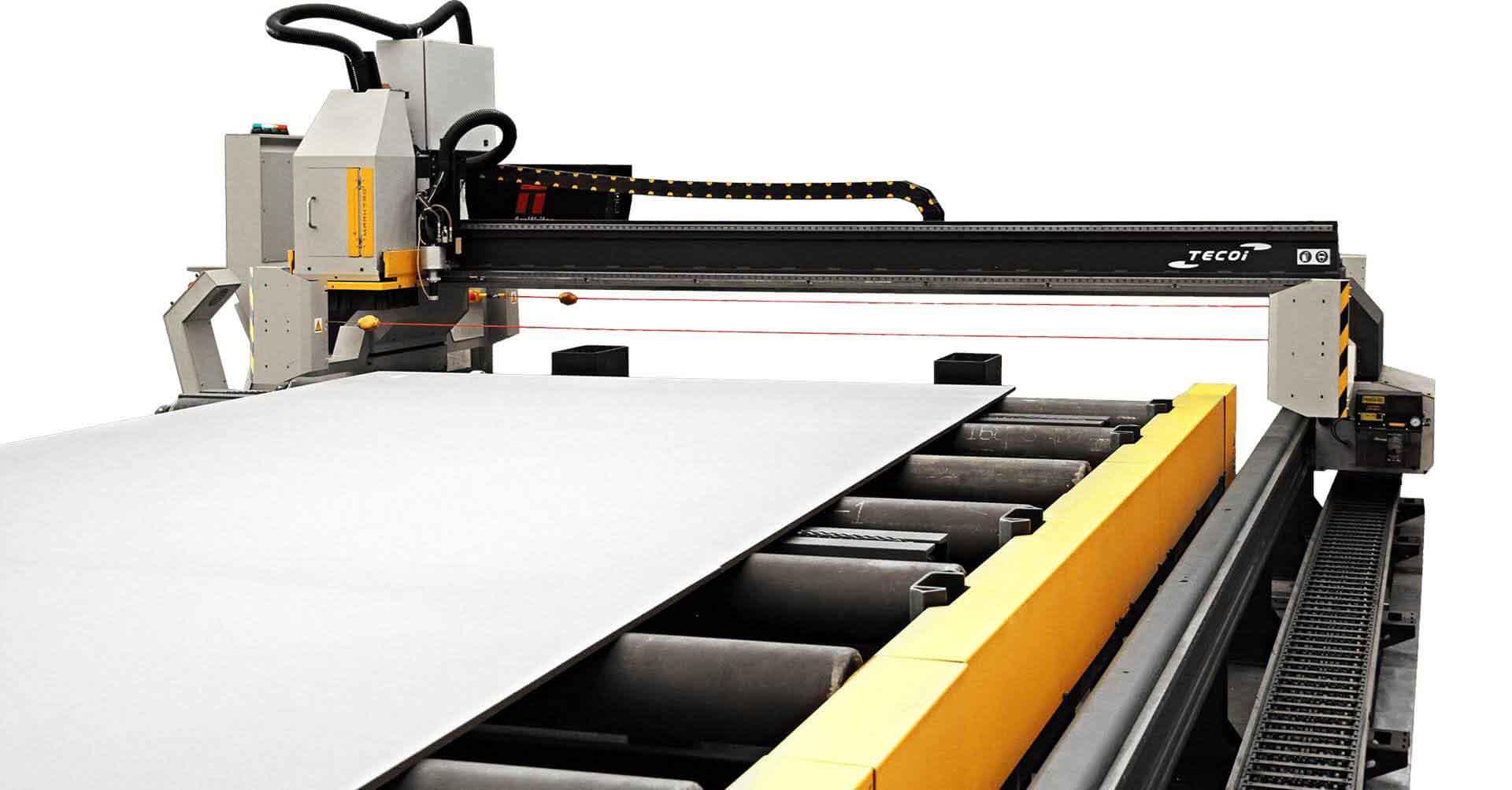 Machine de marquage laser TECOI